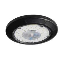 V-TAC VT-9053 50W LED industrial lights High Bay ufo black body IP44 cold white 6400K - SKU 5555