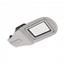 Armatura Lampada stradale V-TAC LED SMD 30W SMD 2.400LM 100° Alluminio Grigio IP65 VT-15030ST - SKU 5487 Bianco Naturale 4000K