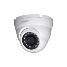 Dahua HAC-HDW2501M dome camera hdcvi ibrida 4in1 2K 5Mpx 2.8mm starlight audio input ip67