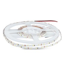 V-TAC VT-2835-S striscia led SMD2835 modellabile 12V 5m monocolore bianco caldo 300K IP20 no wp - SKU 2559
