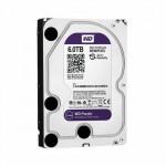 """Hard Disk HD Sata 6 Gb/s 3.5"""" Western Digital Purple 6TB - WD60PURZ"""