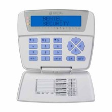 Bentel absoluta BKB-LCD classika control keypad Two-line with 3 status LEDs