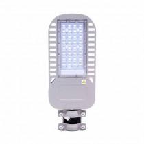 V-TAC PRO VT-54ST Armatura lampada stradale led 50W chip samsung bianco naturale 4000K slim IP65 - sku 958
