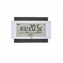 Chronothermostat à écran tactile 230V Noir mur Bpt TH/500 BK 230