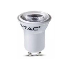 V-TAC PRO VT-232 2W LED spotlight chip samsung SMD GU10 Mini MR11 Ø35mm day white 4000K - SKU 870