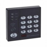 Standalone Keypad Access Control 12V key lock RFID reader 6500 users