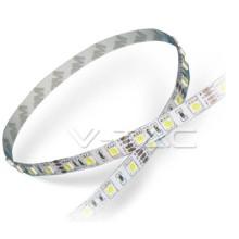 Striscia 300LED SMD5050 strip 5M luce RGB+Bianco 6000K SKU 2159 VTAC no WP