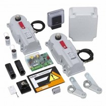 POWER KIT FAAC Automazione interrato battente 2 - 3,5M 24V SAFE 106747445