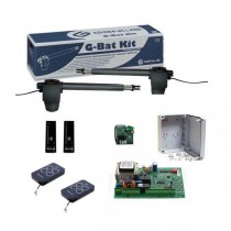G-BAT 400 swing automation kit for automatisms up to 3,5m for GENIUS - FAAC door