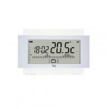 Chronothermostat à écran tactile 230V Blanc mur Bpt TH/500 WH 230