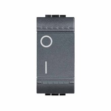 One-Way-Schalter 2P 16AX - 250VAC Bticino Livinglight L4002N
