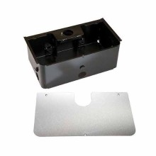Caisson autoportant pour Opérateur électromécanique enterré 24V S800H FAAC 490 112