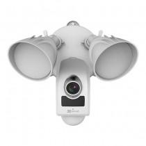 Hikvision Ezviz LC1 CS-LC1-A0-1B2WPFRL IP-Caméra extérieure IP66 avec PIR et éclairage Wi-fi full hd 2mpx siréne 100db audio slot sd p2p