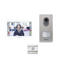XTS7LVKIT Came BPT single-family video door kit X1 wireless WI FI touch screen XTS7 + Lithos video door phone
