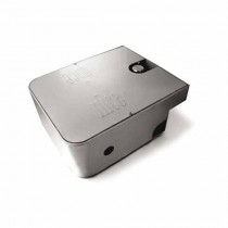 NICE MFABBOXI case foundation box in stainless steel INOX for underground motors