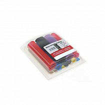Heat-shrinkable tubing multicolored - Blister 16pcs