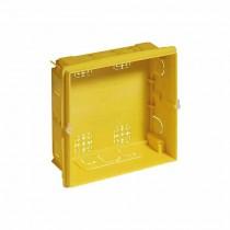 Bo� te de encastrés pour armoires électriques F215P/6D 6 DIN F215/6S