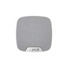 AJAX HomeSiren AJHS Sirena senza fili 868MHz wireless per interni colore bianco