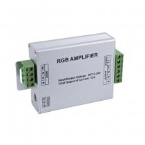 V-TAC VT-2407 amplificateur de signal pour bande LED RGB 12/24V - sku 3309