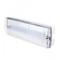 V-TAC VT-524-S 4W LED Bulk Head Emergency Exit Light chip samsung cold white 6000K IP65 - sku 838