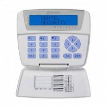 Bentel absoluta BKB-LCD tastiera classika lcd bianca due righe e led di stato