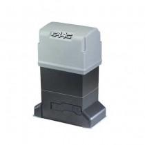 Motoréducteur à bain d'huile 844 R 3PH 400V pour portail coulissant tertiaire et industrielle FAAC 109 896