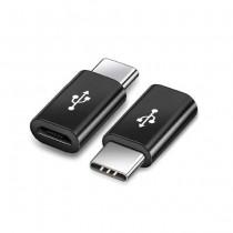 V-TAC VT-5149 Adaptateur micro USB vers type C couleur noir - sku 8471