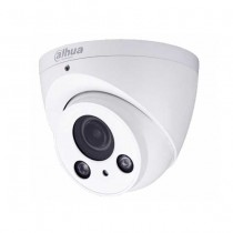 Dahua HAC-HDW2401R-Z vandalprood dome camera pal / hdcvi ultrapro 2k hd+ 4Mpx motozoom 2.7-13.5mm wdr IP67