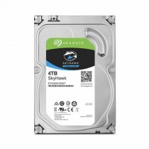 "Disque dur Seagate 4 To SkyHawk Surveillance Hard Drive SATA III - 6 GB/s 7200rpm 64MB 3.5"" - ST4000VX007"