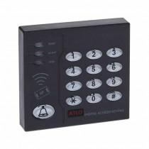 Serrure à combinaison 12V interne autonome lecteur RFID Noir 6500 users