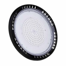 V-TAC PRO VT-9-150 150W LED industrial UFO chip samsung meanwell 18.000LM cold white 6.400K Black IP65 - SKU 561