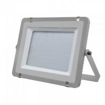 V-TAC PRO VT-300 Faro led 300W slim alluminio grigio chip samsung SMD bianco freddo 6400K - SKU 489
