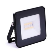 V-TAC Smart Home VT-5020 20W Led Floodlight Bluetooth black slim SMD RGB+3IN1 dimmable works with smartphone - SKU 5985