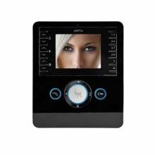 """Videocitofono con display LCD a colori 3,5"""" audio vivavoce Perla PEV NF 62100190"""