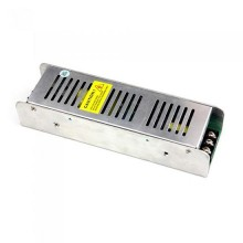 V-TAC VT-20155D Alimentation LED slim 150W 24V 6.25A triac dimmable acier inoxydable IP20 - SKU 3258