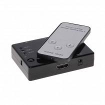 Interrupteur Commutateur HDMI 1.4b 1080p 3D 3IN - 1OUT