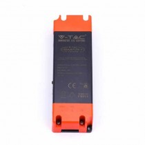 V-TAC Smart Home VT-5145 Centralina Wifi per controllo temperatura e umidità gestione remota da smartphone - sku 8467