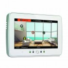 "Bentel absoluta M-TOUCH tastiera touch screen 7"" sd card osd intuitivo"