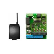 Ricevitore radio 4 canali universale Autoapprendimento 433,92 Mhz RX4-XL