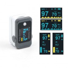 Pulsoximeter Oximeter zur Sauerstoff- und digitalen Herzfrequenzerkennung SpO2 OXY-2