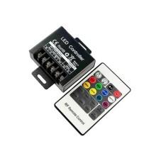 V-TAC VT-2421 Controller dimmer per strip LED RGB con telecomando - SKU 3340