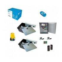CAME 8K01MI-006 gate automation kit swing leaf 3.5mt underground motor FROG-A24 BUS CXN 24v