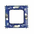 2 modules support for cover plate Living International Bticino LN4702