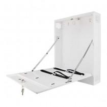 Boîte en métal pour CCTV DVR verticale tamper AWO530W