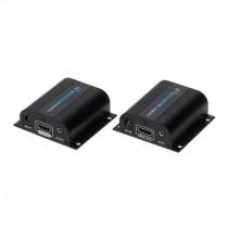 Extender HDMI 1080i sur le câble CAT6/5e + Kit Récepteur IR