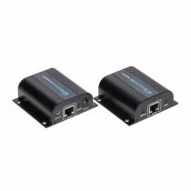 Extender HDMI 1080p sur le câble CAT6 + Kit Récepteur IR