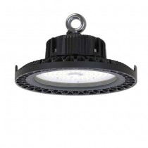 Lampada industriale V-TAC sospensione LED UFO Shape SMD High Bay 100W MEANWELL 12000LM IP65 VT-9120 - SKU 5551 Bianco Freddo 6400K