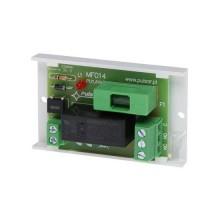 Pulsar AWZ517 Relay Module PU1/HV/24V 6A - 1 output REL-C/NO/NC