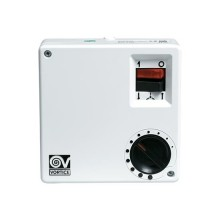 Box speed controller for ceiling-mounted fans without light Vortice SCNR5 - sku 12955