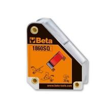 Squadra magnetica 45°/90° per saldatura Beta 1860SQ